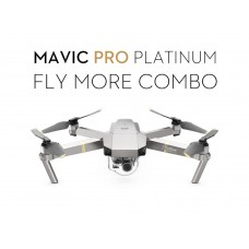 DJI Mavic Platinum Pro - Fly More Combo