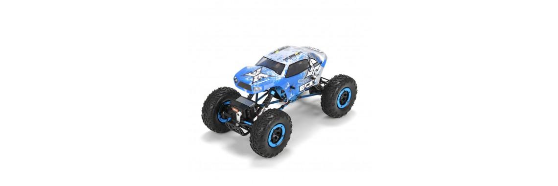 1/18 Temper 4WD Rock Crawler RTR