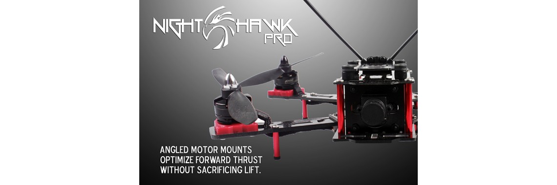 Nighthawk Pro 280 Size Quadcopter