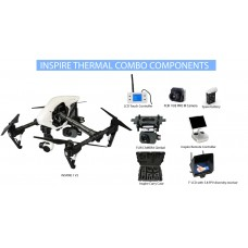 DJI INSPIRE THERMAL COMBO READY-TO-FLY